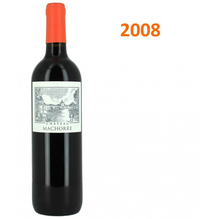 Chateau Machorre 2008