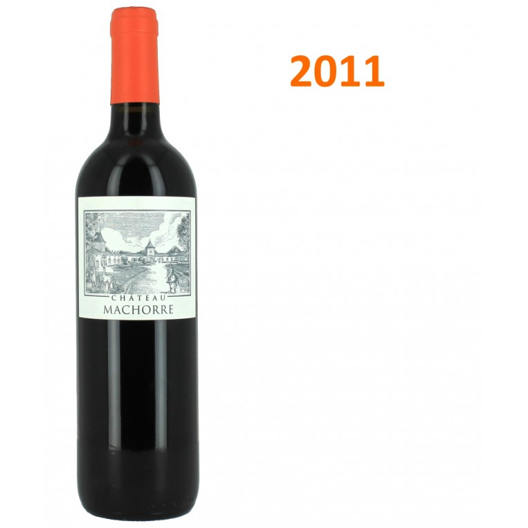 Chateau Machorre 2011